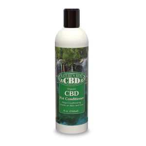 Picture of Nature's Best CBD Organic Pet Conditioner, 8oz. size