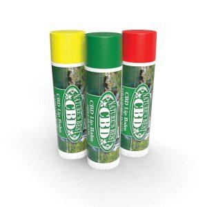 Nature's Best CBD Lip Balm Mix & Match 3 Pack